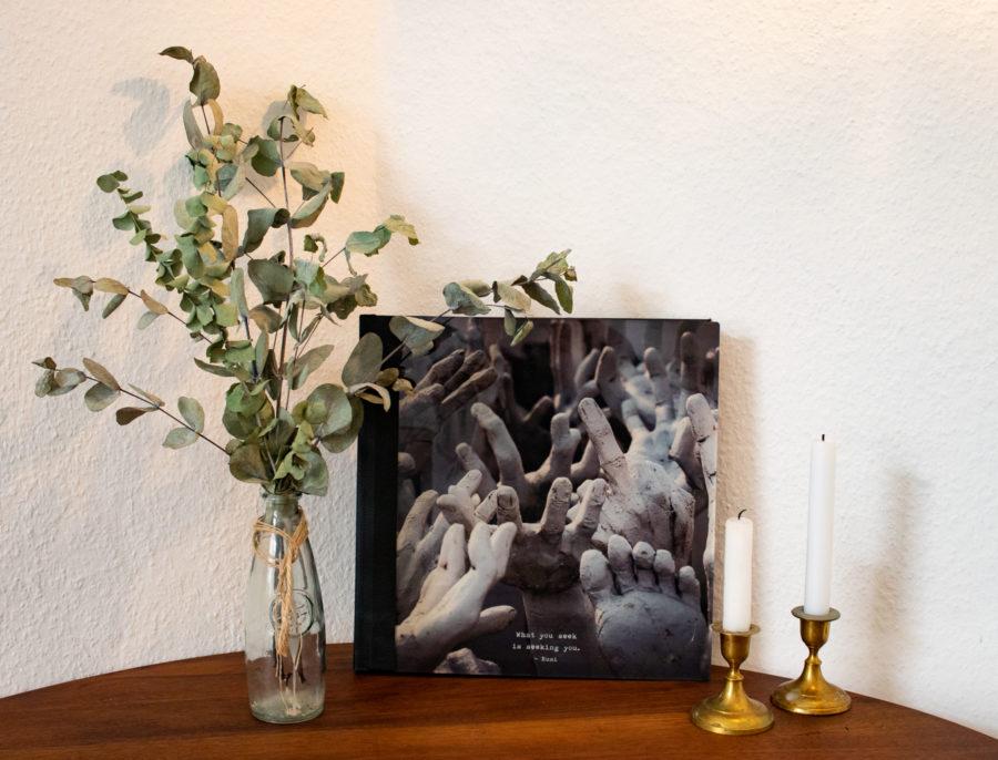 Fotobuch aus der Professional Line von Saal Digital.